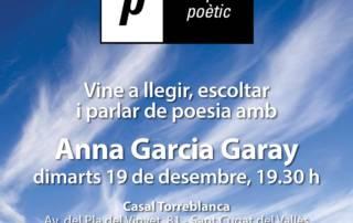 Espai poètic: Anna Garcia Garay