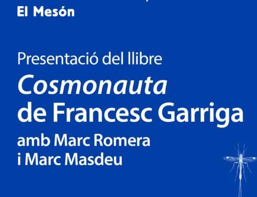 Presentació – Cosmonauta